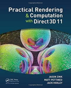 Practical Rendering and Computation with Direct3D 11 (Hardcover)-cover