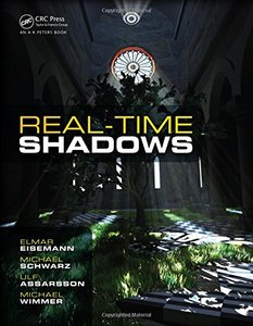 Real-Time Shadows (Hardcover)-cover