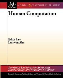Human Computation (Paperback)-cover