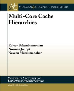 Multi-Core Cache Hierarchies (Paperback)-cover