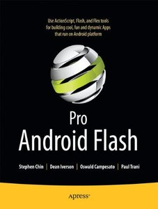 Pro Android Flash (Paperback)-cover