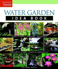 Water Garden Idea Book (Paperback)-cover