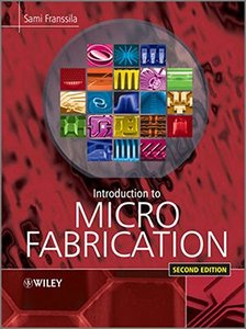 Introduction to Microfabrication, 2/e (Hardcover)-cover