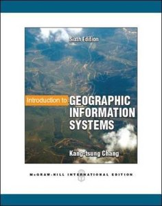 Introduction to Geographic Information Systems, 6/e (IE-Paperback)-cover