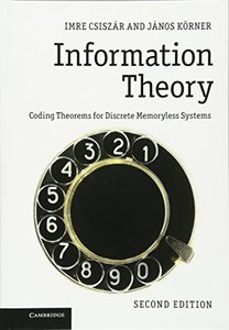 Information Theory : Coding Theorems for Discrete Memoryless Systems, 2/e (Hardcover)-cover