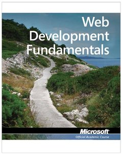 98-363: MTA Web Developer Fundamentals (Paperback)-cover