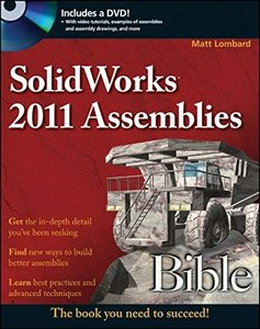 SolidWorks 2011 Assemblies Bible (Paperback)-cover