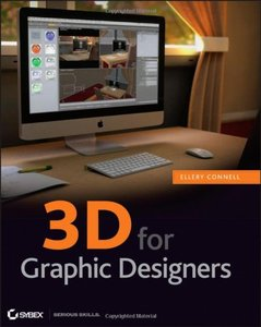 3D for Graphic Designers (Paperback)-cover