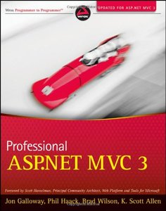 Professional ASP.NET MVC 3 (Paperback)-cover