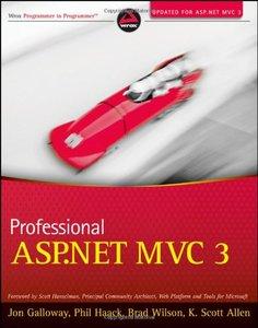 Professional ASP.NET MVC 3 (Paperback)-cover