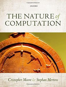 The Nature of Computation (Hardcover)-cover