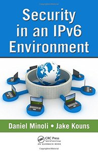 Security in an IPv6 Environment (Hardcover)-cover