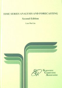 Time Series Analysis and Forecasting, 2/e (Hardcover)-cover