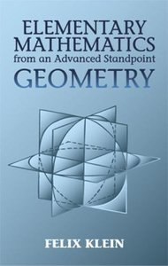 Elementary Mathematics from an Advanced Standpoint: Geometry (Paperback)