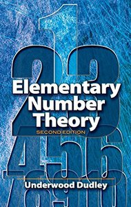 Elementary Number Theory, 2/e (Paperback)-cover