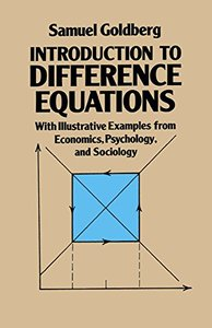 Introduction to Difference Equations (Paperback)