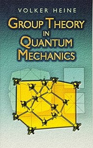 Group Theory in Quantum Mechanics: An Introduction to Its Present Usage (Paperback)-cover