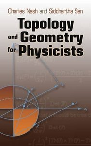 Topology and Geometry for Physicists (Paperback)-cover