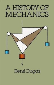 A History of Mechanics (Paperback)-cover