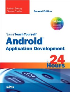 Sams Teach Yourself Android Application Development in 24 Hours, 2/e (Paperback)-cover