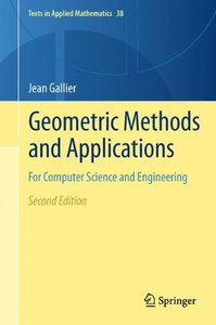 Geometric Methods and Applications: For Computer Science and Engineering, 2/e (Hardcover)-cover