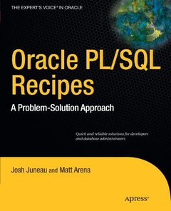 Oracle PL/SQL Recipes: A Problem-Solution Approach (Paperback)-cover