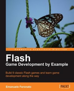 Flash Game Development by Example (Paperback)-cover