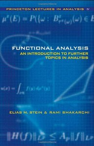 Functional Analysis: Introduction to Further Topics in Analysis (Hardcover)-cover
