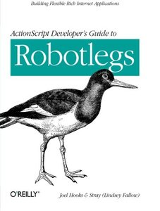 ActionScript Developer's Guide to Robotlegs (Paperback)-cover