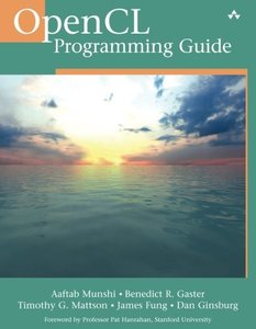 OpenCL Programming Guide (Paperback)-cover