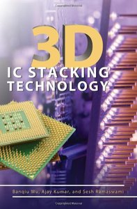 3D IC Stacking Technology (Hardcover)-cover