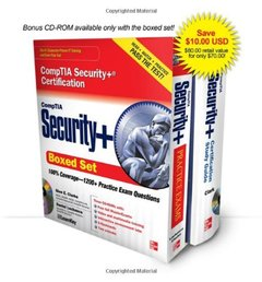 CompTIA Security+ Certification Boxed Set (Exam SY0-301) (Paperback)-cover