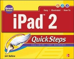 iPad 2 QuickSteps (Paperback)-cover