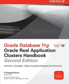 Oracle Database 11g Oracle Real Application Clusters Handbook, 2/e (Paperback)-cover