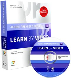 Adobe Premiere Pro CS5: Learn by Video (Paperback)