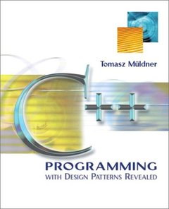 C++ Programming with Design Patterns Revealed (Paperback)-cover