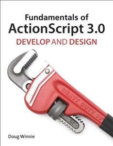 Fundamentals of ActionScript 3.0: Develop and Design (Paperback)-cover