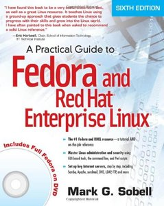 A Practical Guide to Fedora and Red Hat Enterprise Linux, 6/e (Paperback)-cover
