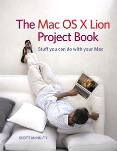 The Mac OS X Lion Project Book (Paperback)-cover