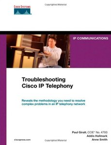 Troubleshooting Cisco IP Telephony (Paperback)-cover