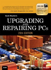 Upgrading and Repairing PCs, 20/e (Hardcover)-cover