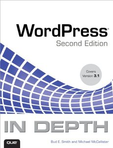 WordPress In Depth, 2/e (Paperback)-cover