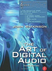 The Art of Digital Audio, 3/e (Hardcover)-cover