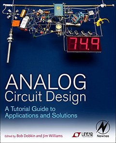 Analog Circuit Design: A Tutorial Guide to Applications and Solutions (Hardcover)-cover