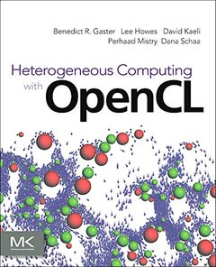 Heterogeneous Computing with OpenCL (Paperback)-cover