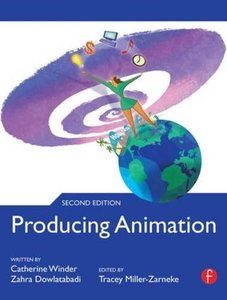 Producing Animation, 2/e (Paperback)-cover