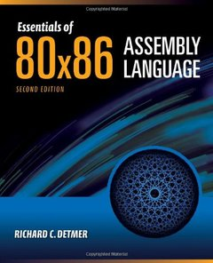 Essentials Of 80X86 Assembly Language, 2/e (Paperback)-cover