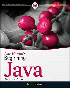 Beginning Java, 7/e (Paperback)-cover