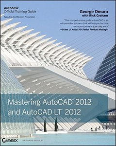 Mastering AutoCAD 2012 and AutoCAD LT 2012 (Paperback)-cover