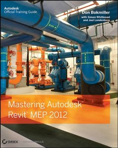 Mastering Autodesk Revit MEP 2012 (Paperback)-cover